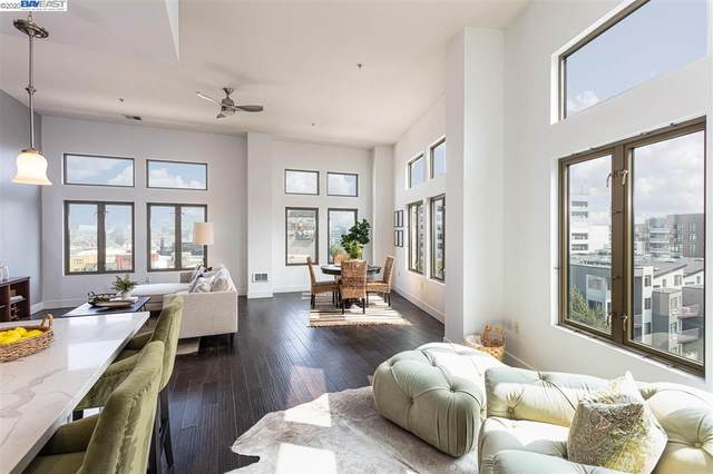 438 W Grand Ave #711, Oakland, CA 94612 (#40921022) :: Realty World Property Network
