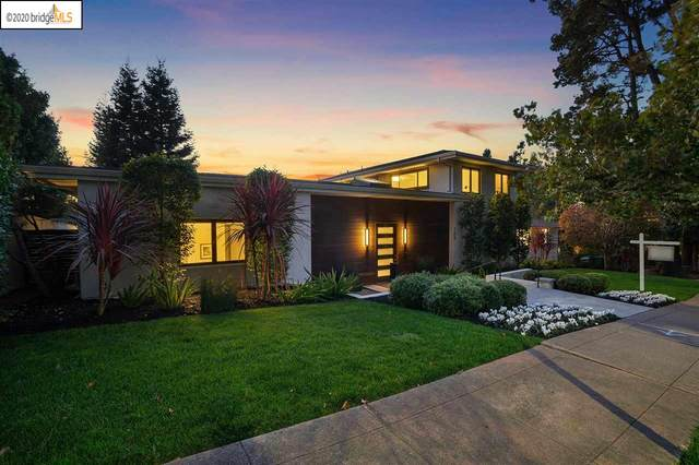 109 King Ave, Piedmont, CA 94610 (#40921330) :: Realty World Property Network