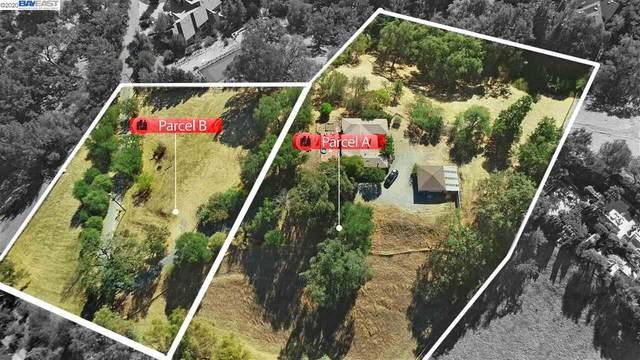 141 Dean Rd, Alamo, CA 94507 (#40924483) :: Realty World Property Network