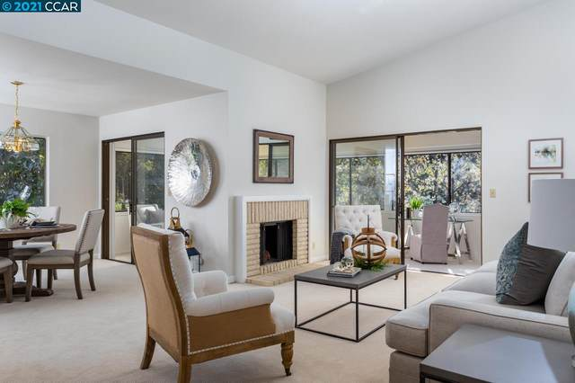 3282 Rossmoor Pkwy #1, Walnut Creek, CA 94595 (#40926087) :: The Lucas Group