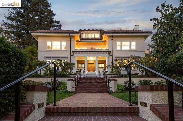 636 Highland Ave, Piedmont, CA 94611 (#40927558) :: Excel Fine Homes