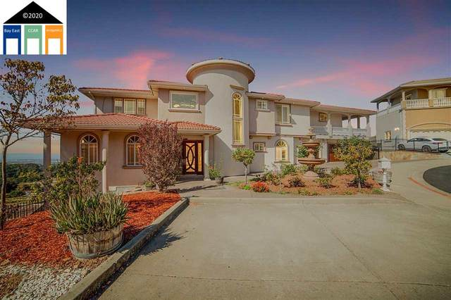 3615 Sonia View Court, Hayward, CA 94542 (#40927743) :: Paradigm Investments