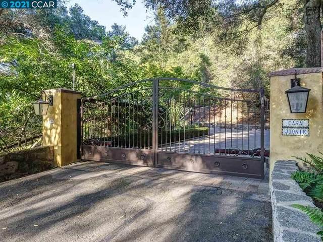 33 Dias Dorados, Orinda, CA 94563 (#40927752) :: Excel Fine Homes