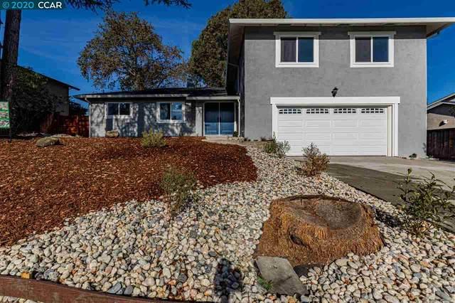 6 Monivea Place, Pleasant Hill, CA 94523 (#40929529) :: Excel Fine Homes