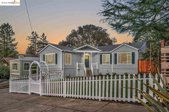 233 Purdue Ave, Kensington, CA 94708 (#40931953) :: Paradigm Investments
