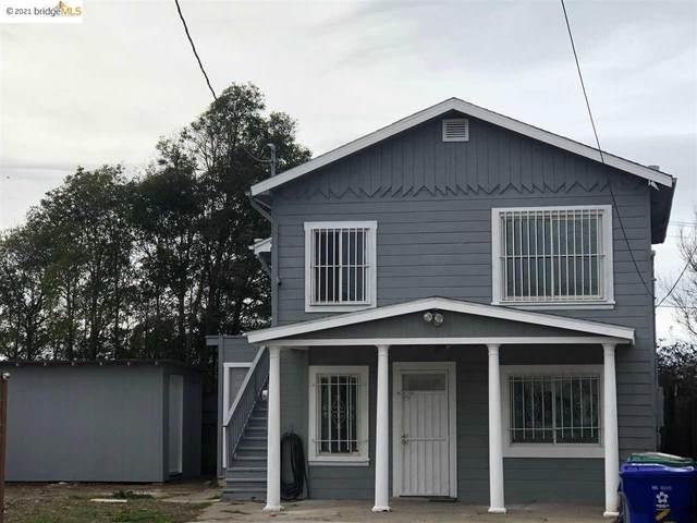 1529 Monterey, Richmond, CA 94804 (#40932660) :: Jimmy Castro Real Estate Group