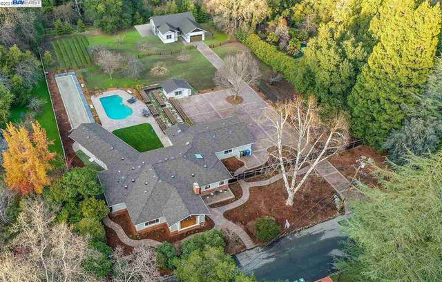 150 Richard Ln, Walnut Creek, CA 94595 (#40933754) :: Paradigm Investments