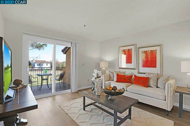 490 Bollinger Canyon Ln #271, San Ramon, CA 94582 (#40934290) :: Realty World Property Network