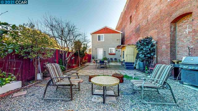 723 Peralta St, Oakland, CA 94607 (#40935575) :: The Lucas Group