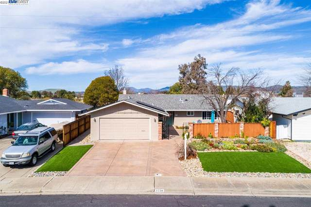 1750 Hollyhock St, Livermore, CA 94551 (#40938232) :: The Lucas Group