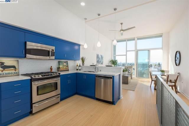 630 Thomas L Berkley Way #707, Oakland, CA 94612 (#40938520) :: Jimmy Castro Real Estate Group