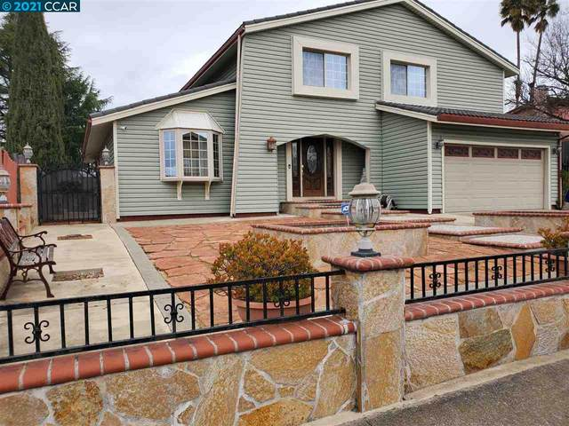 219 Pepperwood St, Hercules, CA 94547 (#40941360) :: Blue Line Property Group