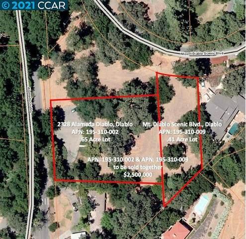 2328 Alameda Diablo, Diablo, CA 94528 (#40945111) :: Realty World Property Network