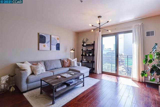 438 W Grand Ave #615, Oakland, CA 94612 (#40945277) :: Armario Homes Real Estate Team