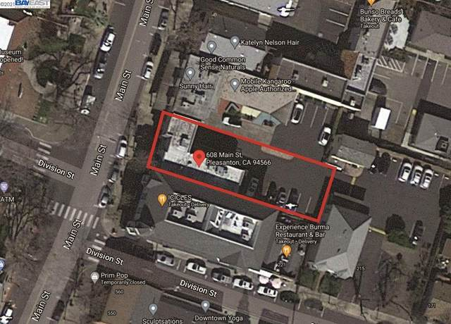 608 Main St, Pleasanton, CA 94566 (#40948229) :: Swanson Real Estate Team | Keller Williams Tri-Valley Realty