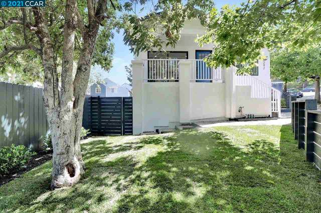 292 Mather St, Oakland, CA 94611 (#40948384) :: RE/MAX Accord (DRE# 01491373)