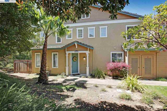 22589 Canyon Terrace Dr #2, Castro Valley, CA 94552 (#40949421) :: The Grubb Company
