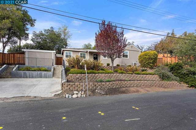 1061 Orchard Rd, Lafayette, CA 94549 (#40949809) :: Realty World Property Network