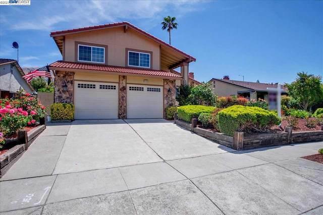 45360 Medicine Bow Way, Fremont, CA 94539 (#40952666) :: Swanson Real Estate Team | Keller Williams Tri-Valley Realty