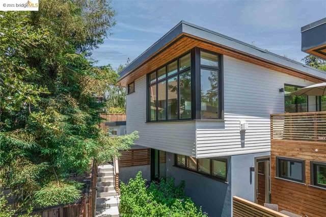 581 El Dorado Ave, Oakland, CA 94611 (#40953486) :: Blue Line Property Group