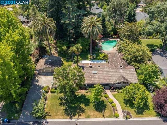 1451 Laurenita Way, Alamo, CA 94507 (#40953653) :: Blue Line Property Group