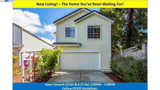 34942 Wharf Ter, Fremont, CA 94555 (#40953663) :: MPT Property