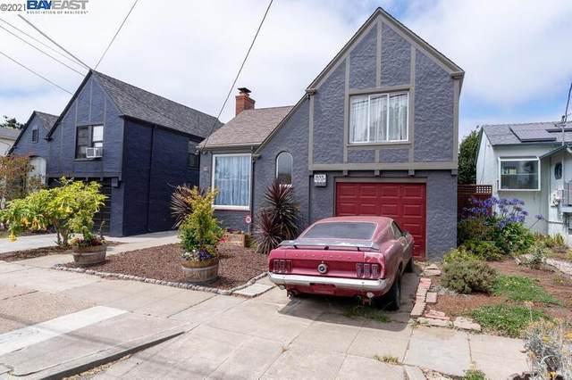 555 28th Street, Richmond, CA 94804 (#40953843) :: Realty World Property Network