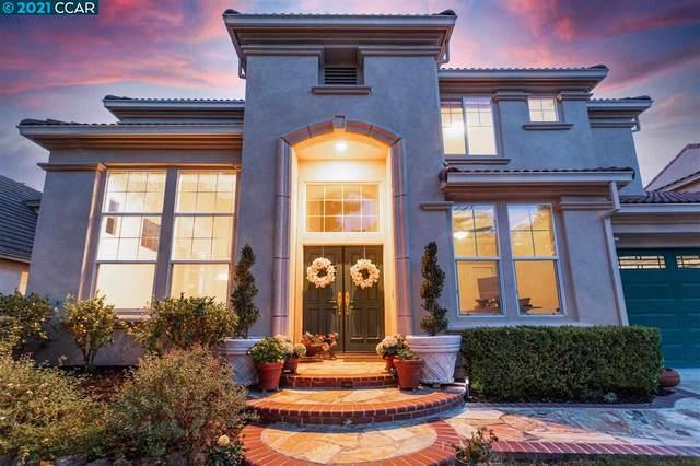 5960 Lantana Way, San Ramon, CA 94582 (#40954068) :: MPT Property