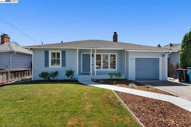 572 Macarthur Ave, San Jose, CA 95128 (#40954846) :: Real Estate Experts
