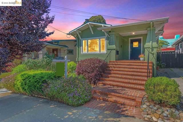 326 Clifton St, Oakland, CA 94618 (#40954981) :: MPT Property