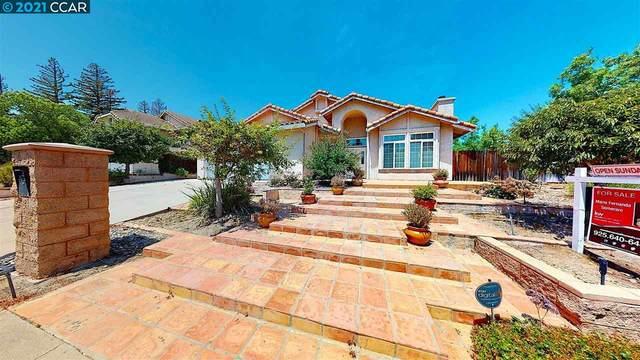 4680 Matterhorn Way, Antioch, CA 94531 (#40957877) :: Swanson Real Estate Team   Keller Williams Tri-Valley Realty