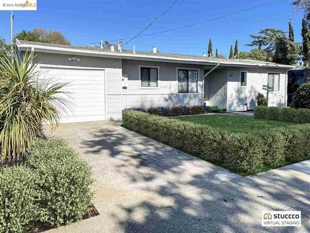 212 El Sendero, Vallejo, CA 94589 (#40959007) :: Swanson Real Estate Team | Keller Williams Tri-Valley Realty