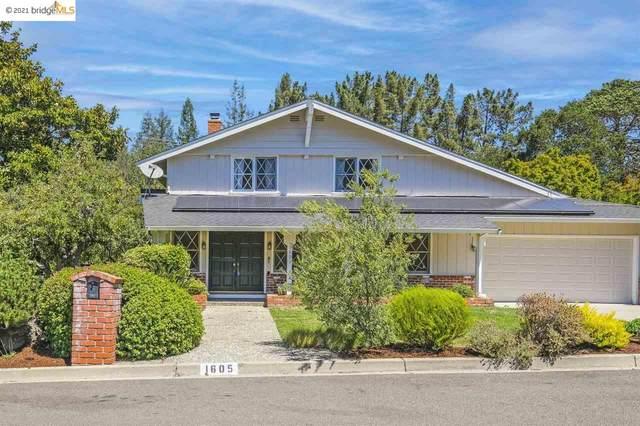 1605 Del Monte Way, Moraga, CA 94556 (#40960043) :: The Venema Homes Team