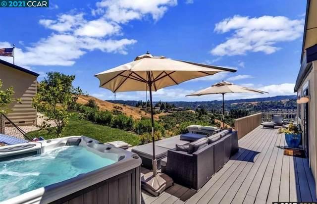 1174 Alta Mesa Dr, Moraga, CA 94556 (#40960104) :: Excel Fine Homes