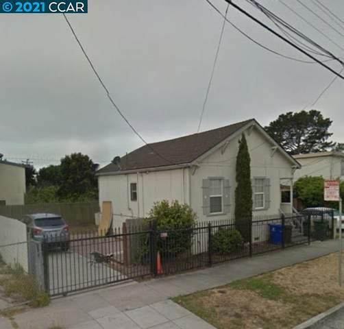 3820 Waller Ave, Richmond, CA 94804 (#40965335) :: The Grubb Company