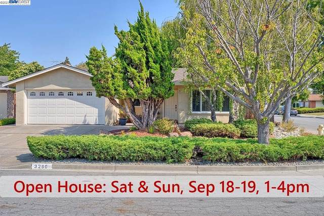 3290 Lake Mead Ct, Fremont, CA 94555 (#40965463) :: Realty World Property Network