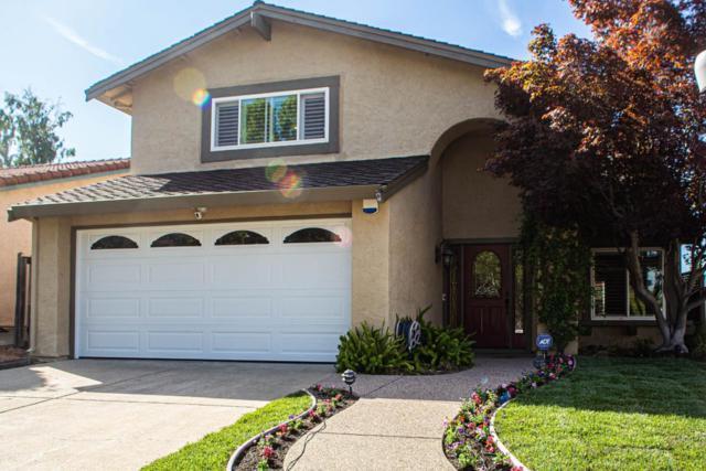 2884 Sombrero Circle, San Ramon, CA 94583 (#ML81758230) :: Armario Venema Homes Real Estate Team