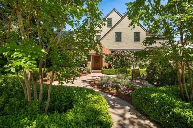 1911 Waverley Street, Palo Alto, CA 94301 (#ML81842156) :: The Venema Homes Team