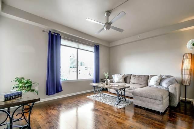 140 S Van Ness Avenue #1021, San Francisco, CA 94103 (#ML81866205) :: Realty World Property Network