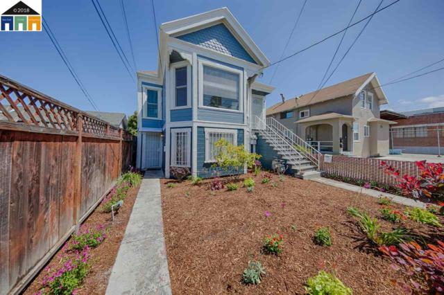 966 61st Place, Oakland, CA 94608 (#40825990) :: The Grubb Company