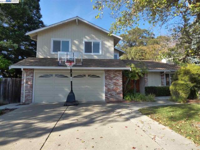 5510 Rothman Ct, Castro Valley, CA 94552 (#40847994) :: The Grubb Company