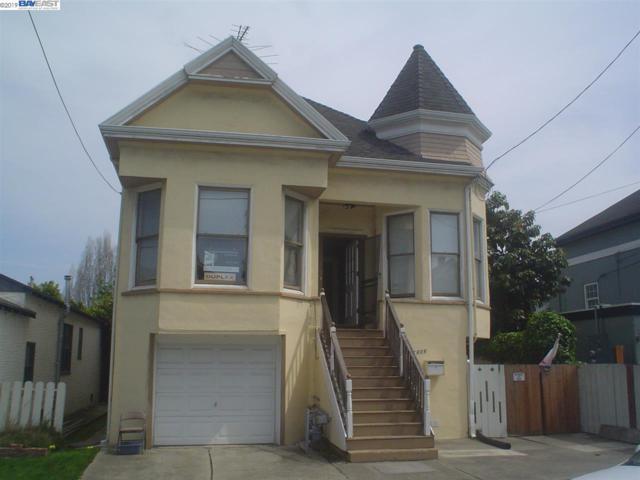 1606 Benton Street, Alameda, CA 94501 (#40859114) :: The Grubb Company