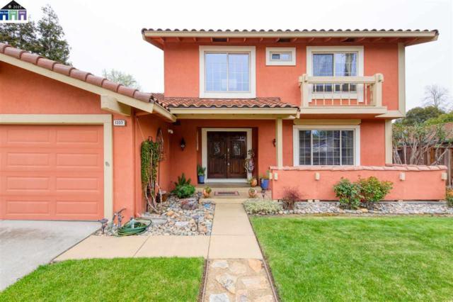 1337 Vailwood Ct, Pleasanton, CA 94566 (#40859168) :: Armario Venema Homes Real Estate Team