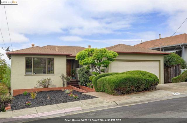 511 Colusa Ave, El Cerrito, CA 94530 (#40859348) :: Armario Venema Homes Real Estate Team