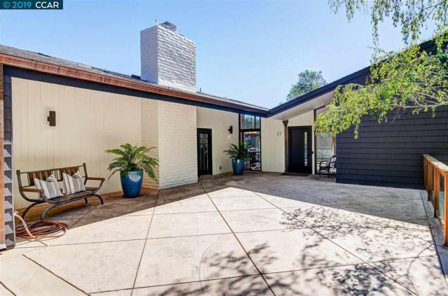 22 Oak Ridge Ln, Orinda, CA 94563 (#40861801) :: J. Rockcliff Realtors