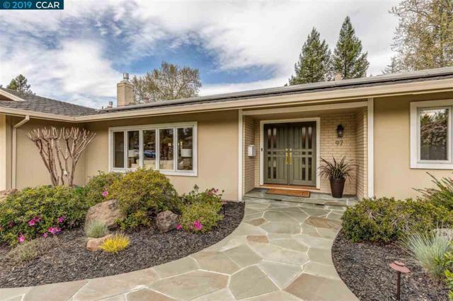 97 Corliss Drive, Moraga, CA 94556 (#40861870) :: J. Rockcliff Realtors