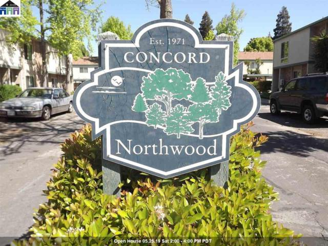 3950 Northwood Dr B, Concord, CA 94520 (#40863206) :: The Grubb Company