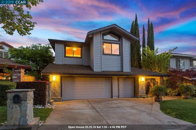 143 Birchbark Pl, Danville, CA 94506 (#40863560) :: The Grubb Company