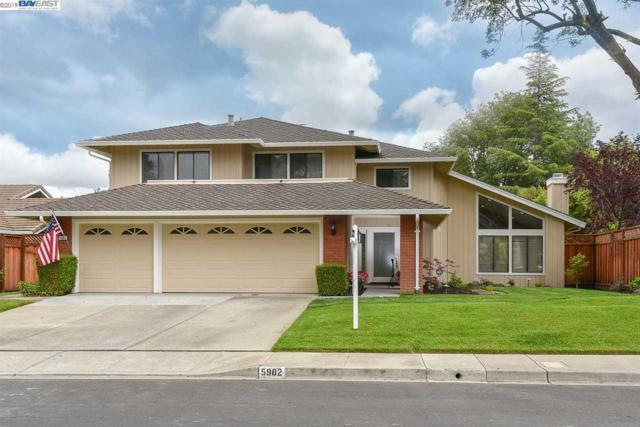 5982 Via Del Cielo, Pleasanton, CA 94566 (#40866075) :: Armario Venema Homes Real Estate Team
