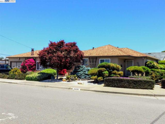 24282 Wright Dr, Hayward, CA 94545 (#40870134) :: Armario Venema Homes Real Estate Team